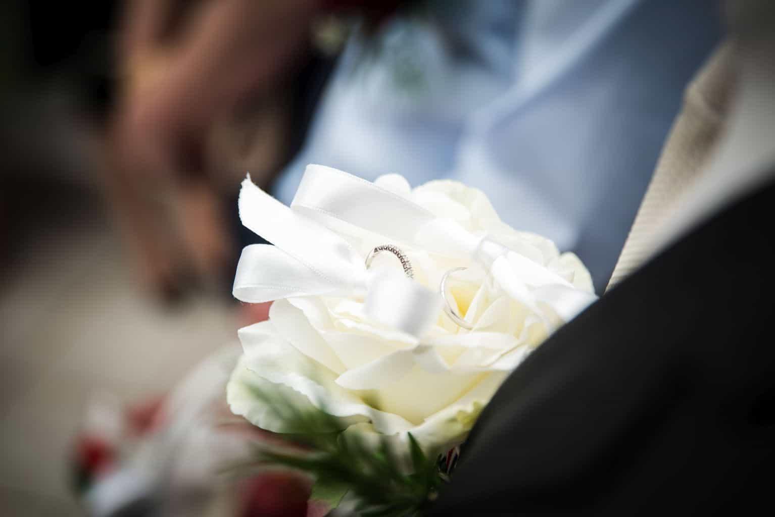 CroArts Hochzeitsreportage in Düsseldorf: Abholung der Braut