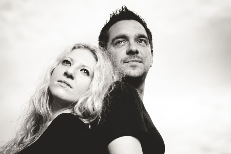 Nedia&Thomas, Fotoshooting in Aachen